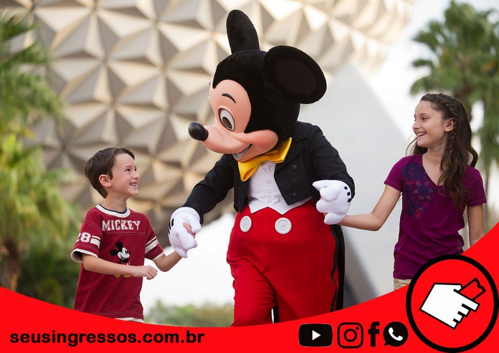 novo Ingresso Disney: Mid-Day Magic