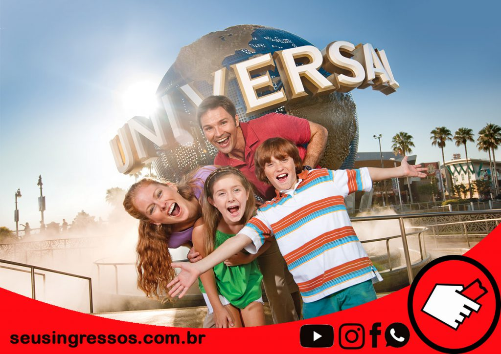 Parques da Universal Studios