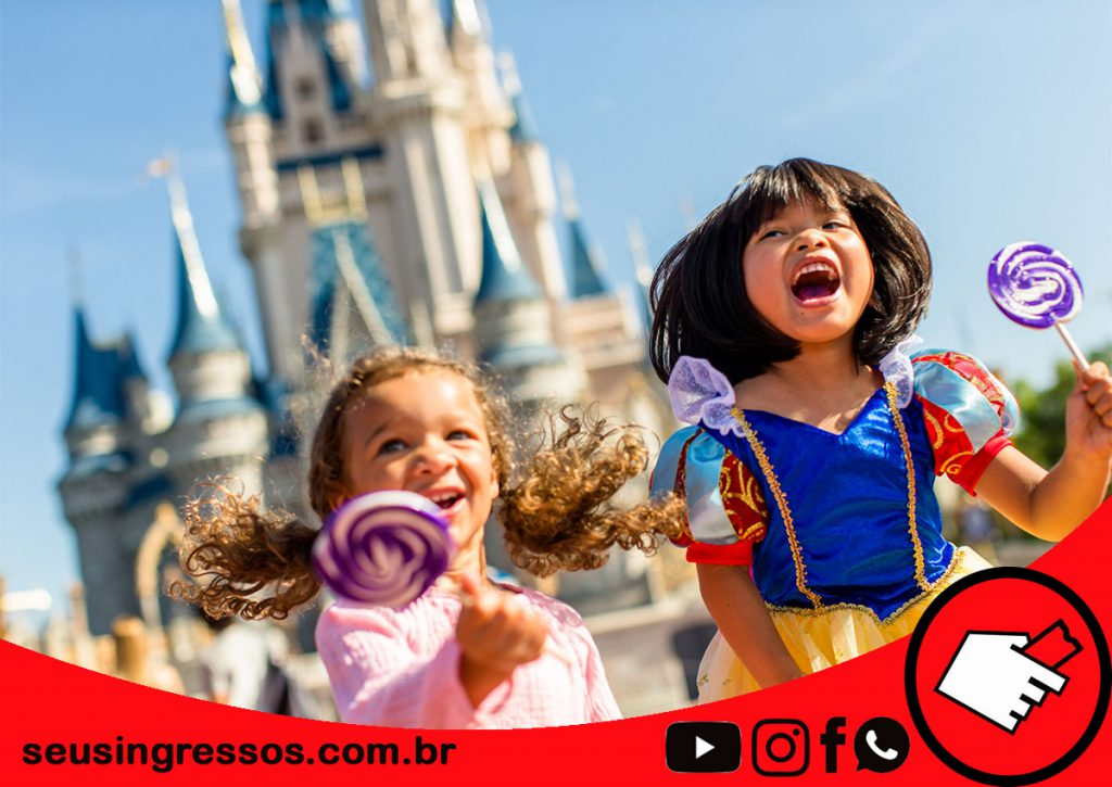 Oferta Disney Magic Kingdom