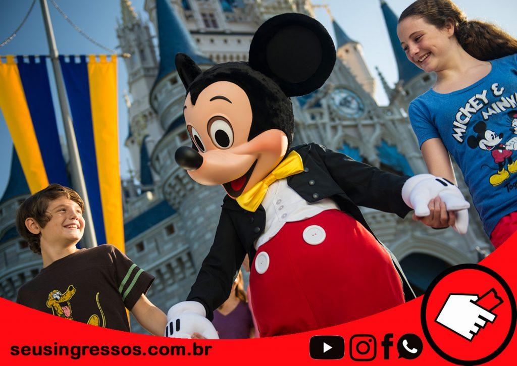 Ingressos Disney