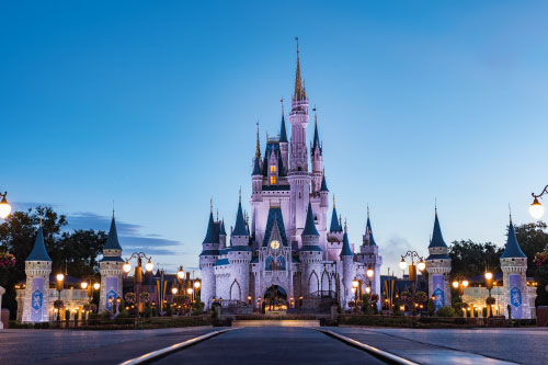 Walt Disney World Ingresso de 03 dias Park Hopper Option