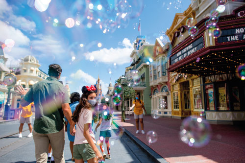 Walt Disney World Ingresso de 04 dias com Water Park and Sports Option